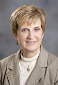 Sister Jean Messaros, Vice President for Mission Integration