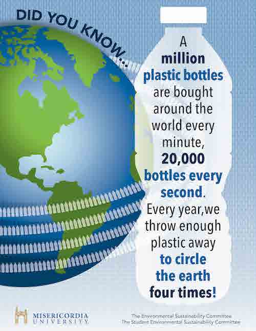 Environmental Sustainability Did You Know Poster