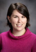 Amanda Caleb, Ph.D., Assistant Professor & Director, BA to MA program