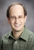Patrick Hamilton, Ph.D., Associate Professor and Chair