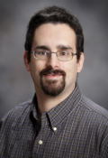 Dr. Steven Tedford, Associate Professor of Mathematics
