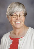 Susan P. Barker, PT, PhD, Professor and Chair