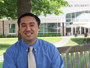 Cheyne Wago - Assistant Director of Enrollment Management-Co-Chair Scholarship Committee
