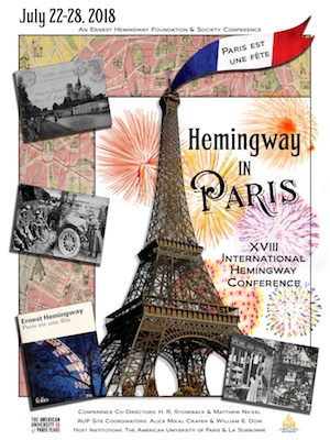 Hemingway in Paris Conference