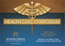 Health Care Symposium cover photo