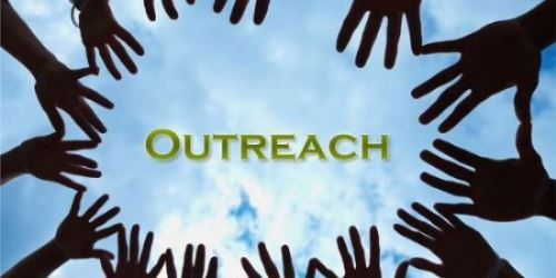 Outreach hands