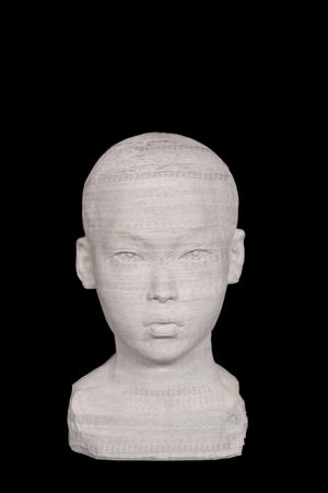 Absorption - The Age of Fifteen by Li Hongbo.