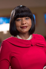 President Mary Dana Hinton, Ph.D.