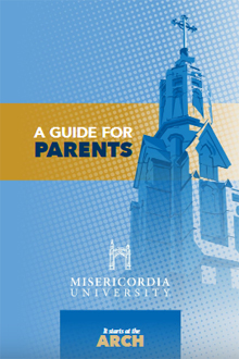 Misericordia University Parents Brochure