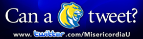 Misericordia University's official Twitter site